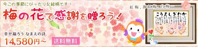 2019年2月梅の花